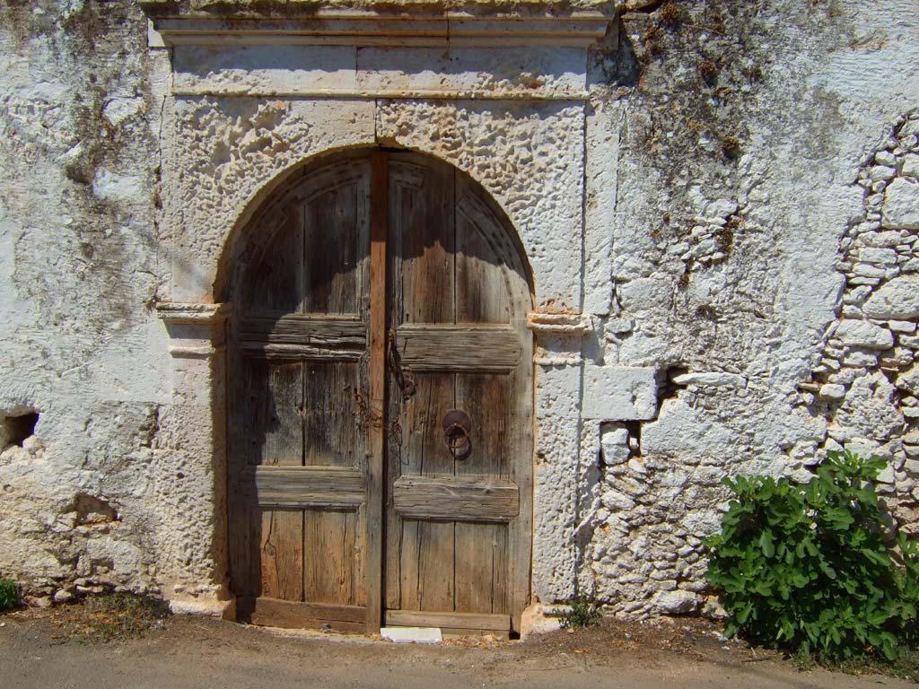 Old Doors Old Greek Door Vacation At Crete